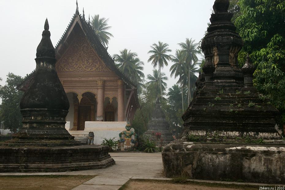 Луангпрабанг — столица туризма
