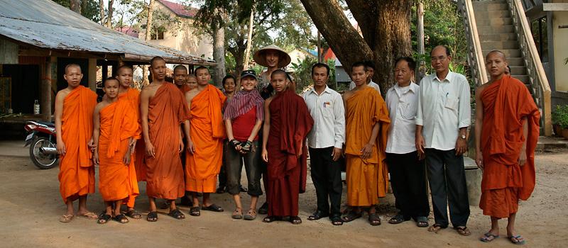 report monastery