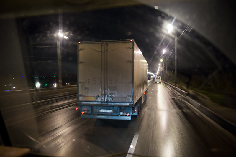 from_cab_night_truck_on_highway