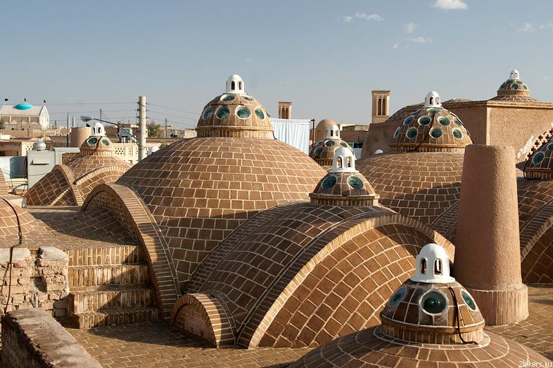 kashan architecture