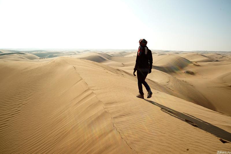 Maranjab dune
