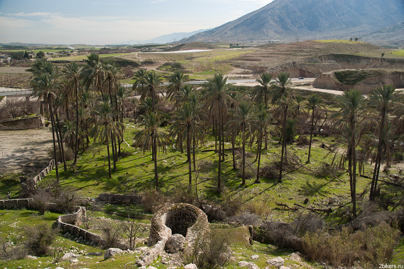 Zagros mountain