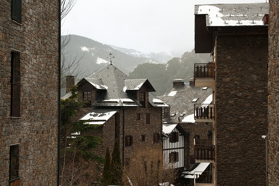 Andorra - winter vocation