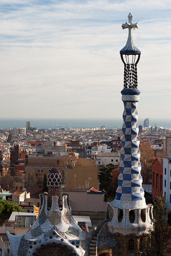 Barcelona – winter vacation