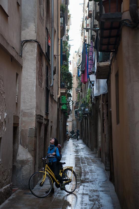 Barcelona – winter vacation