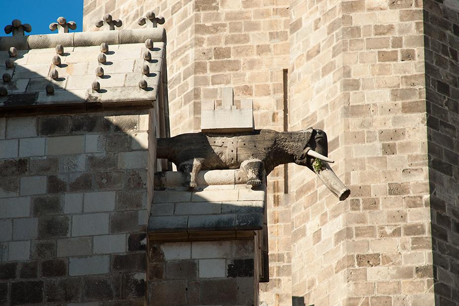 Barcelona - winter vacation