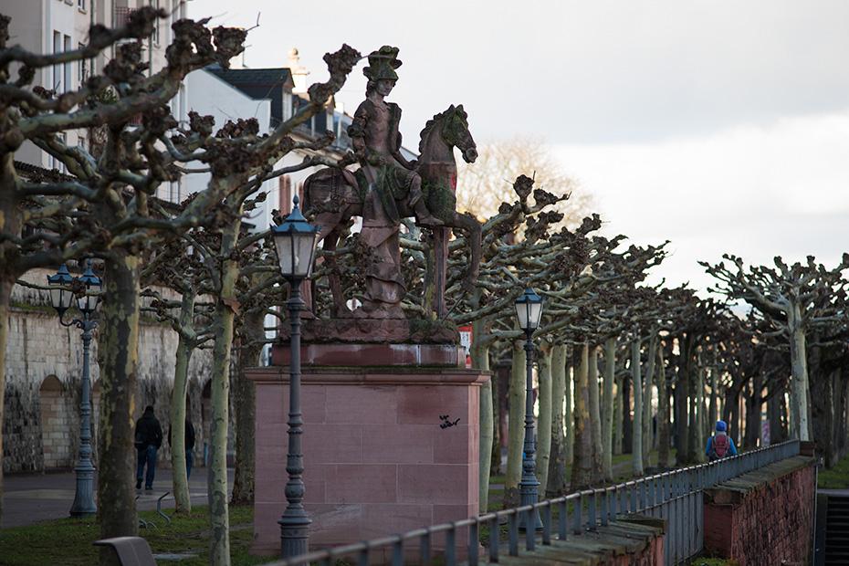 Mainz - winter vacation