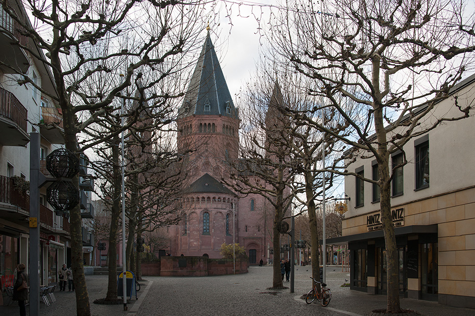 Mainz - winter vacation