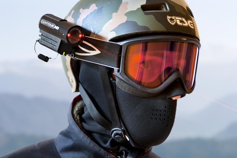 Наши походные девайсы: экстремальная камера, обзор камеры ContourHD