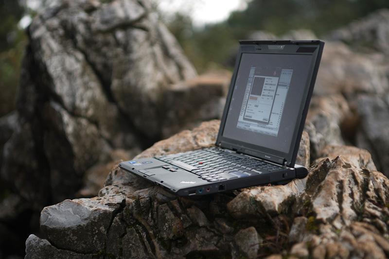 Наши походные девайсы: компьютер