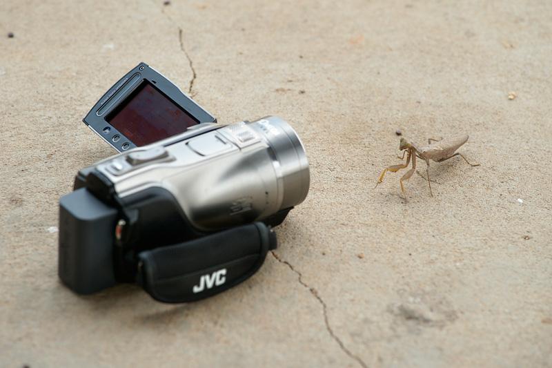 Наши походные девайсы: видеокамера