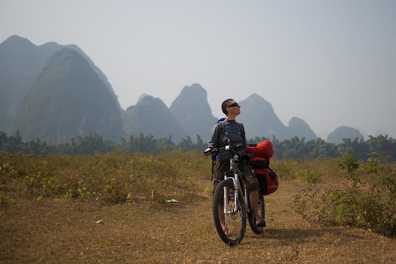 Дорога на Guilin