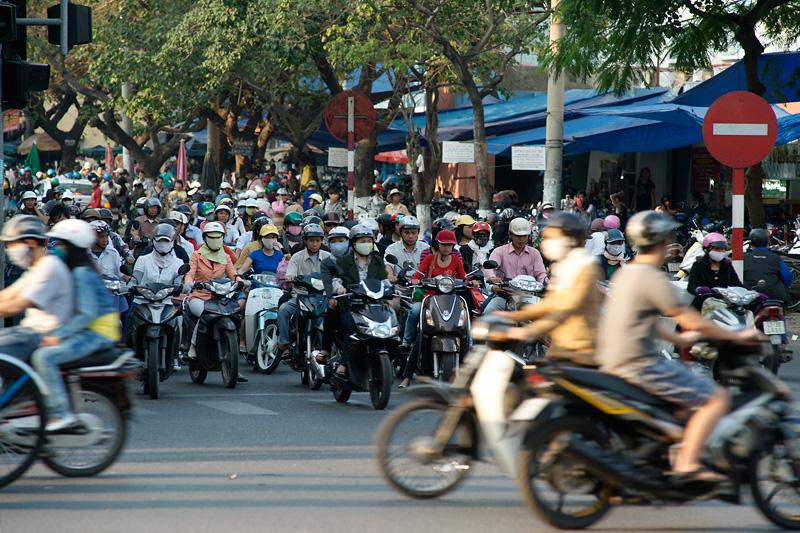 Конец всех направлений в Дананге