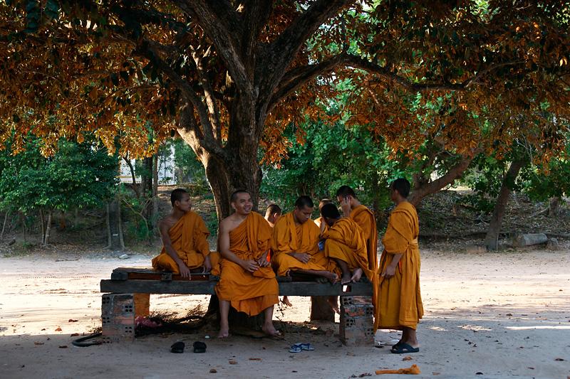 Сиемрип и заброска в Ангкор