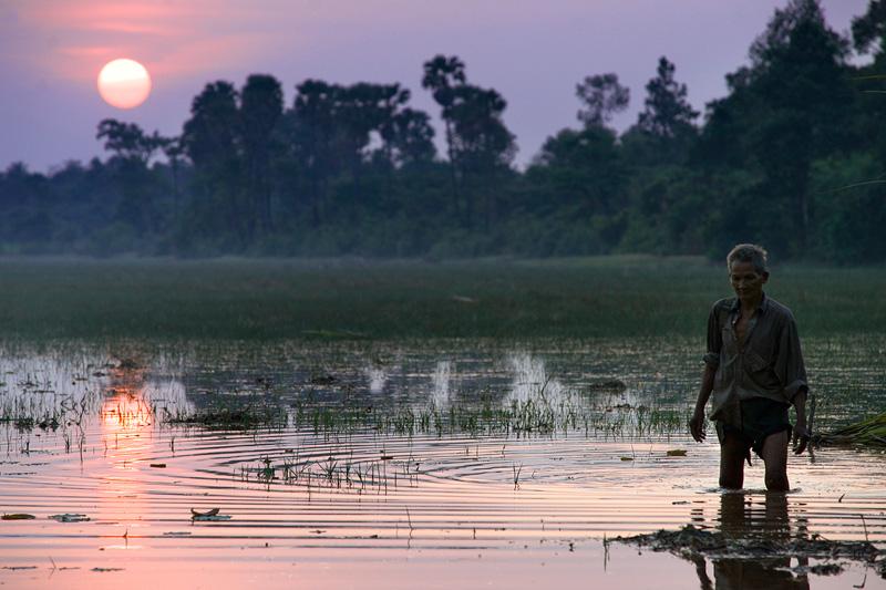 Ангкор без туристов и парадоксы космологии