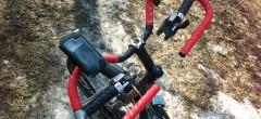 Кастомайзинг туристического велоруля