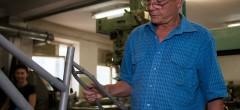 О производстве велосипедных титановых рам «Рапид»